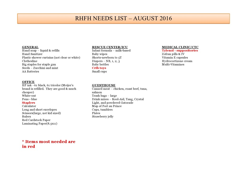 2016 August Needs List-page0001