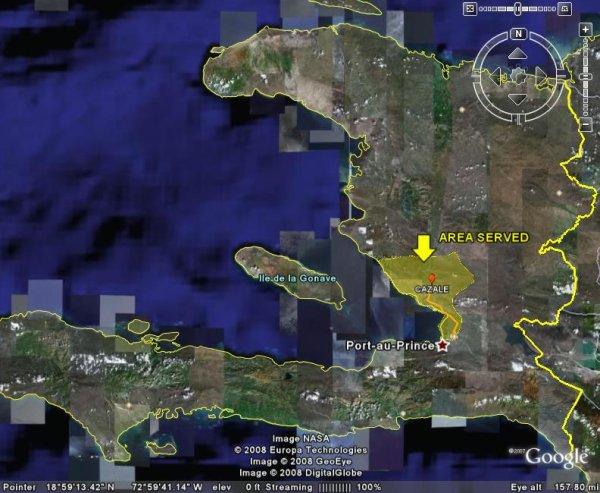cazale haiti
